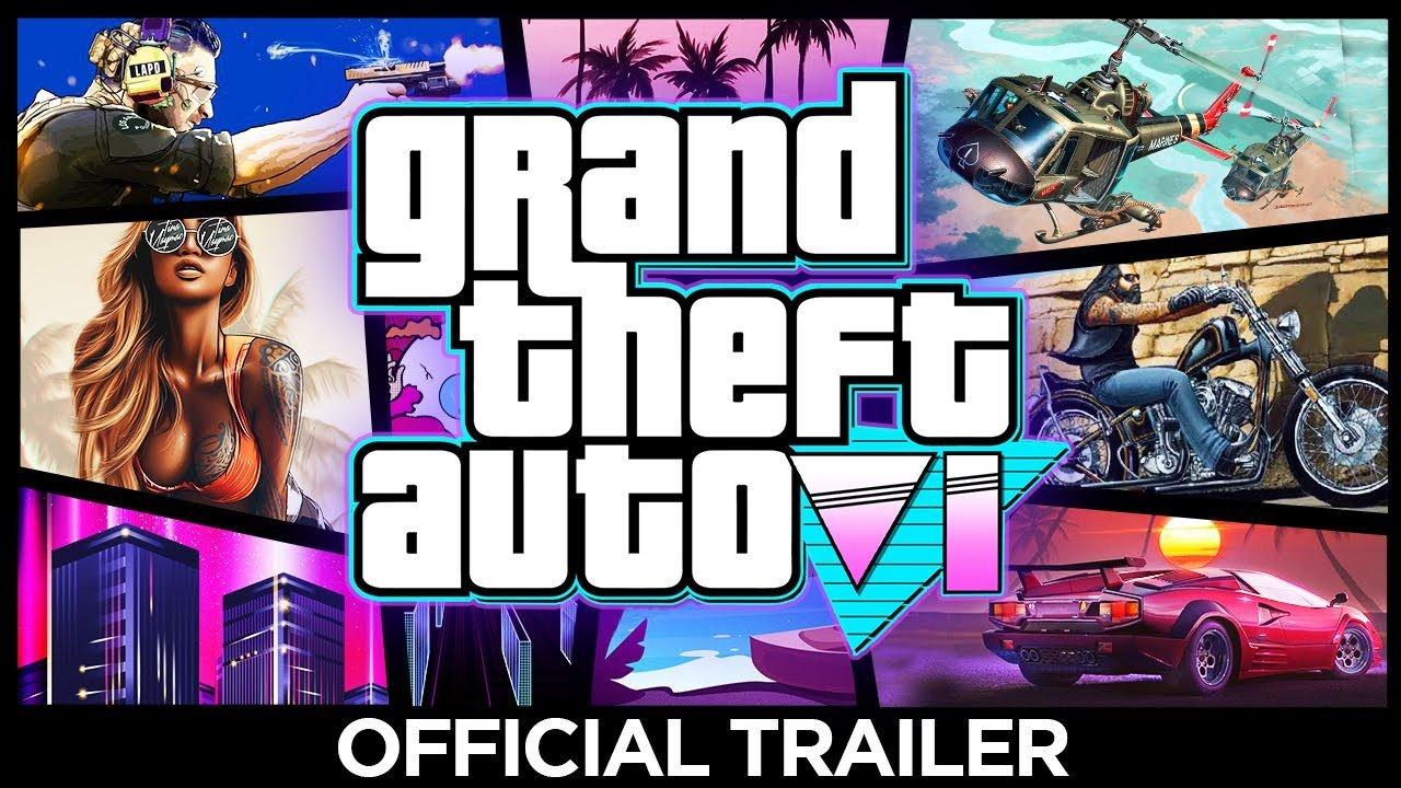 Depois de muitos rumores e vazamentos, eis que a Rockstar Games decidiu anunciar as primeiras informações de Grand Theft Auto VI (GTA 6).