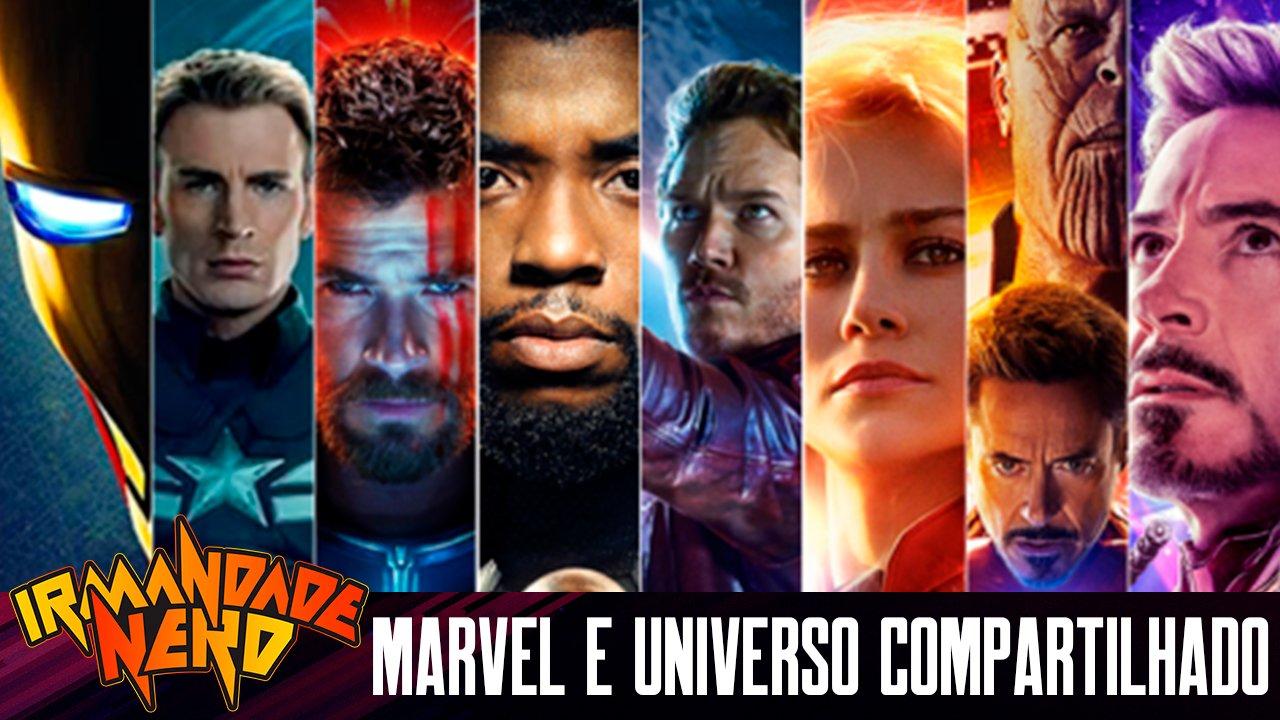 Universo Compartilhado, Transmídia e Marvel Studios: Mudando o Jeito de Contar Histórias | IN 50
