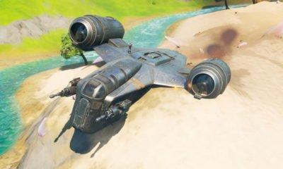 Em um novo vazamento de Fortnite, uma possível mudança no mapa do jogo, pode implicar em um novo conteúdo relacionado a The Mandalorian.