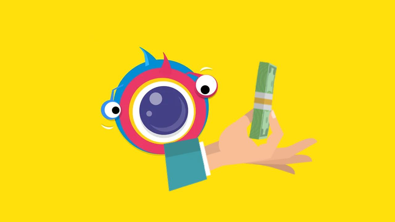 Aprenda a melhor forma de gerar um dinheiro extra apenas assistindo vídeos engraçados em seu celular. Aproveite os resgates secretos!