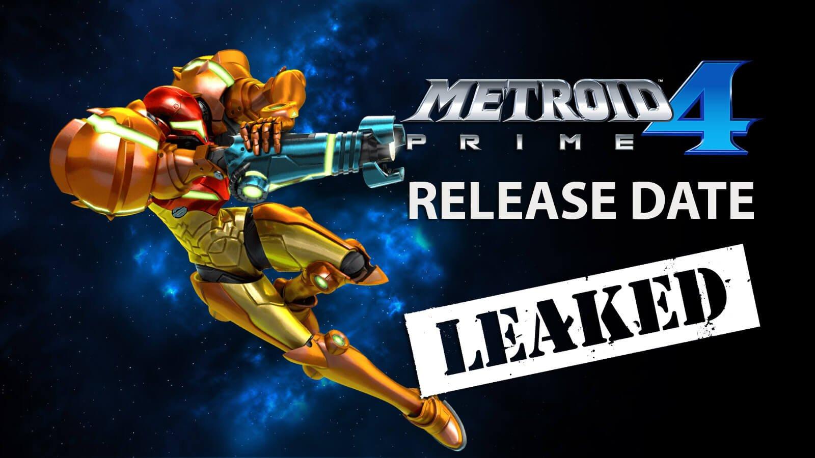 Vários usuários receberam um alerta de que o título da Nintendo, Metroid Prime 4, não chegará antes de pelo menos mais alguns anos.