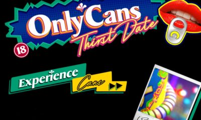 Você já ouviu falar do Only Fans? Bem, agora tem o OnlyCans, o jogo erótico de beber onde você cobiça refrigerantes em lata.