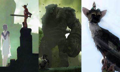 O diretor de jogos como Shadow Of The Colossus e The Last Guardian começou 2021 dando dica de um novo jogo sendo produzido em seu estúdio.