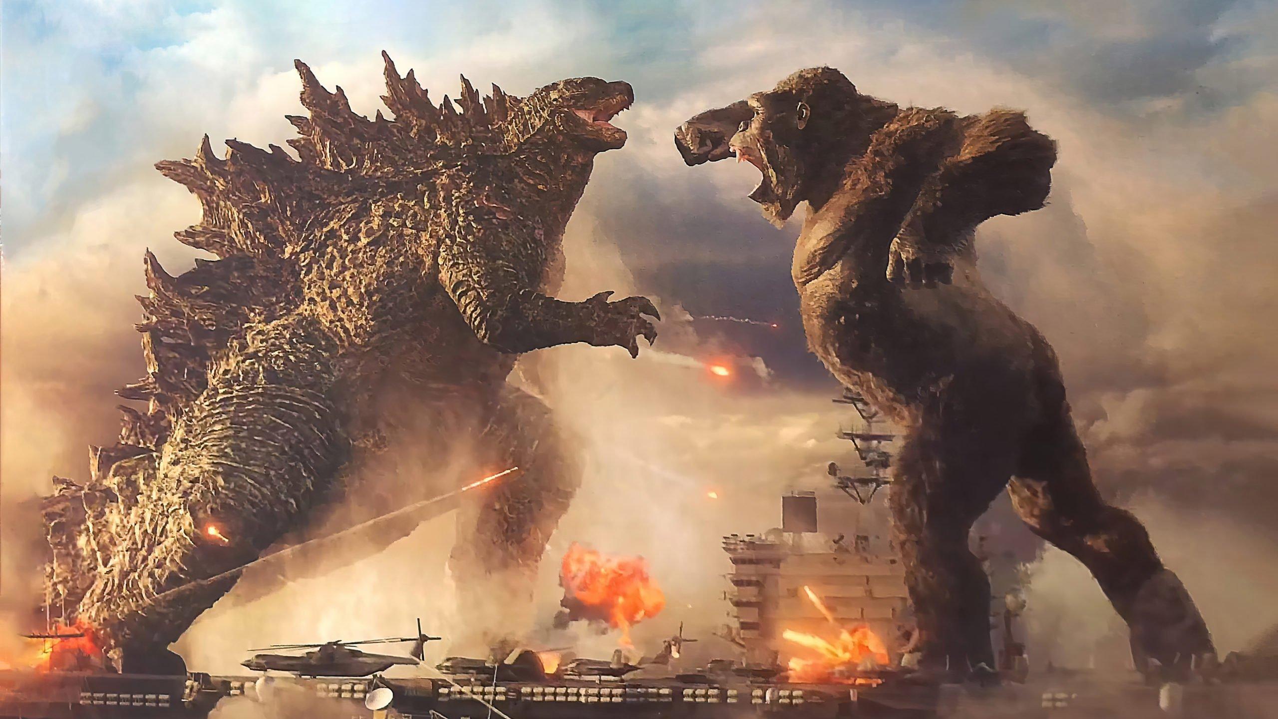 O grande lançamento da Warner Bros, Godzilla vs Kong foi novamente adiado, Originalmente, o filme deveria ser lançado em março de 2020.