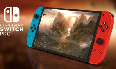 Um dataminer achou informações na nova atualização de firmware do Switch que podem estar relacionadas ao ainda teórico Nintendo Switch Pro.