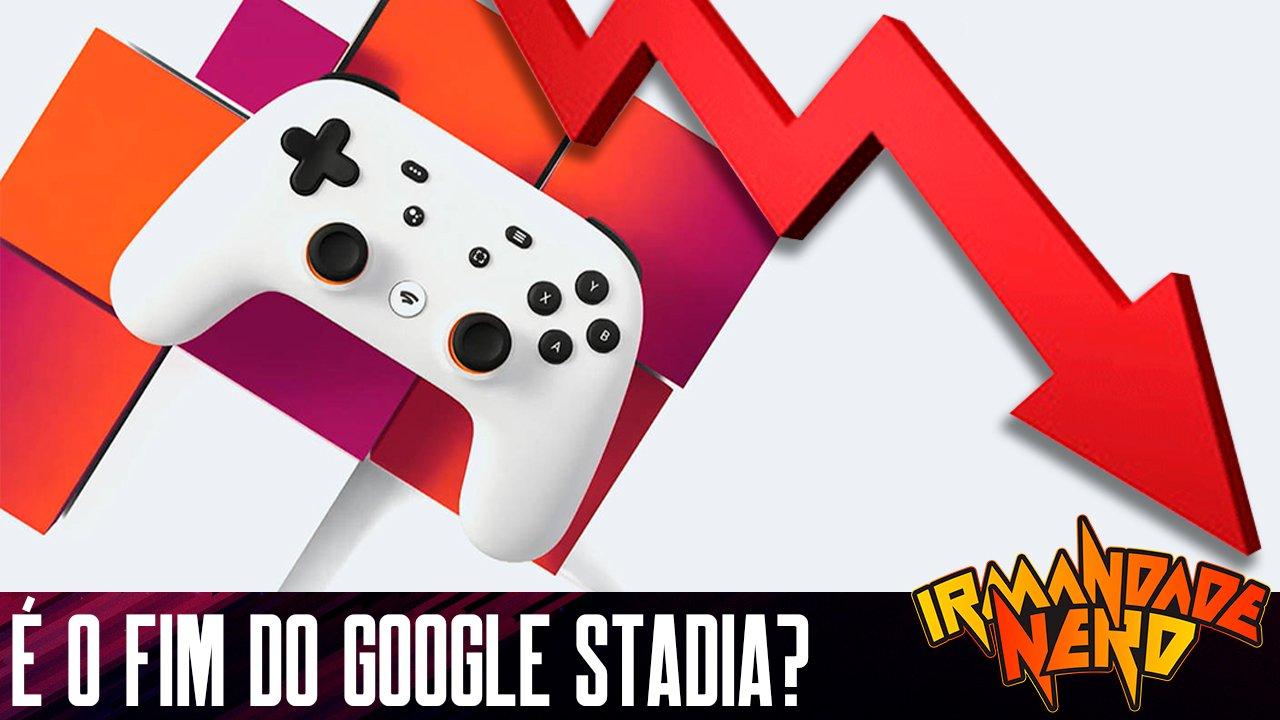 A queda do Google Stadia: como está um ano e meio depois? | IN 54