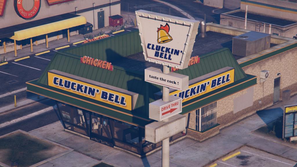 GTA 5 | Conheça as marcas paródias do jogo na vida real 2