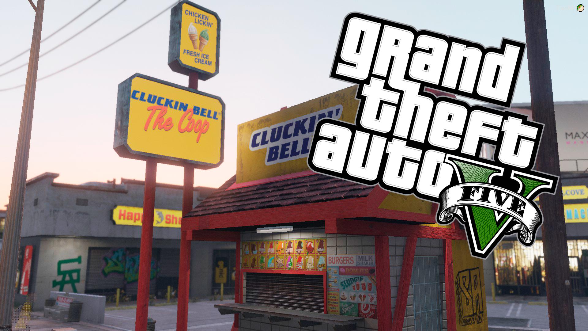 A Rockstar Games acabou criando um universo dentro da franquia GTA 5 que inclui as mais diversas marcas e muitas delas são parodias do mundo.
