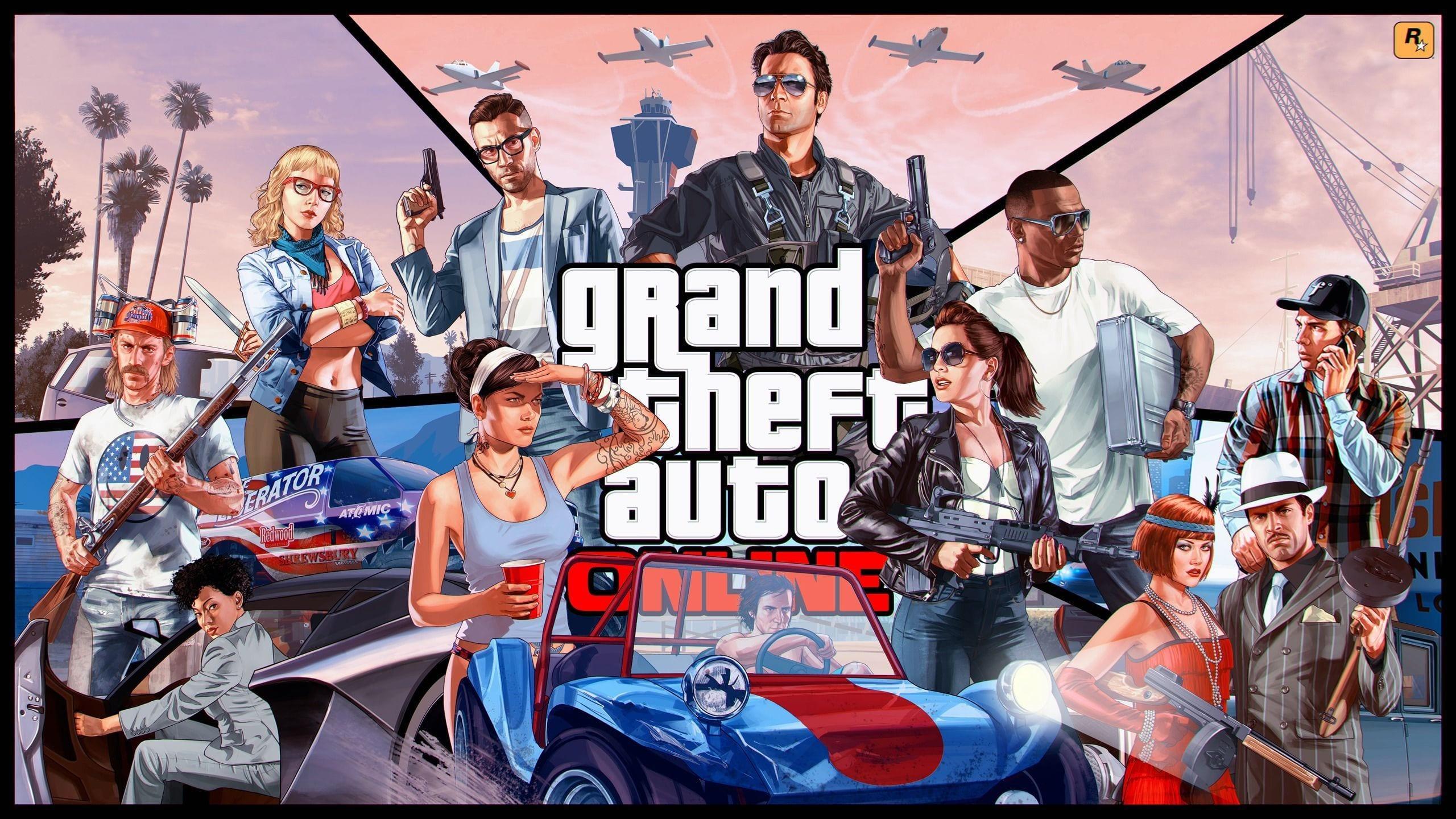 GTA Online é conhecido por ter um dos tempos de carregamentos mais lentos no mundo dos jogos, no entanto a Rockstar Games nunca mudou isso.