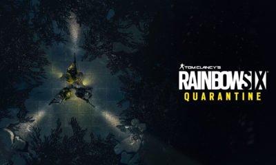 A Ubisoft confirmou que Rainbow Six Quarantine vai chegar em 2021, no entanto o jogo pode mudar de nome devido à pandemia do Coronavírus.