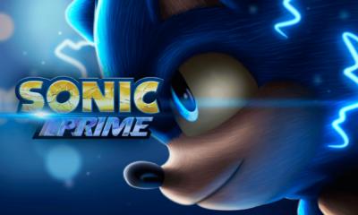 A Netflix anunciou oficialmente a produção de uma nova série de animação inspirada no ouriço azul, que vai ficar conhecida como Sonic Prime.
