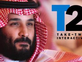O príncipe da Arábia Saudida investiu mais de US $ 825 milhões na Take Two Interactive, dona da Rockstar Games e de outras produtoras.