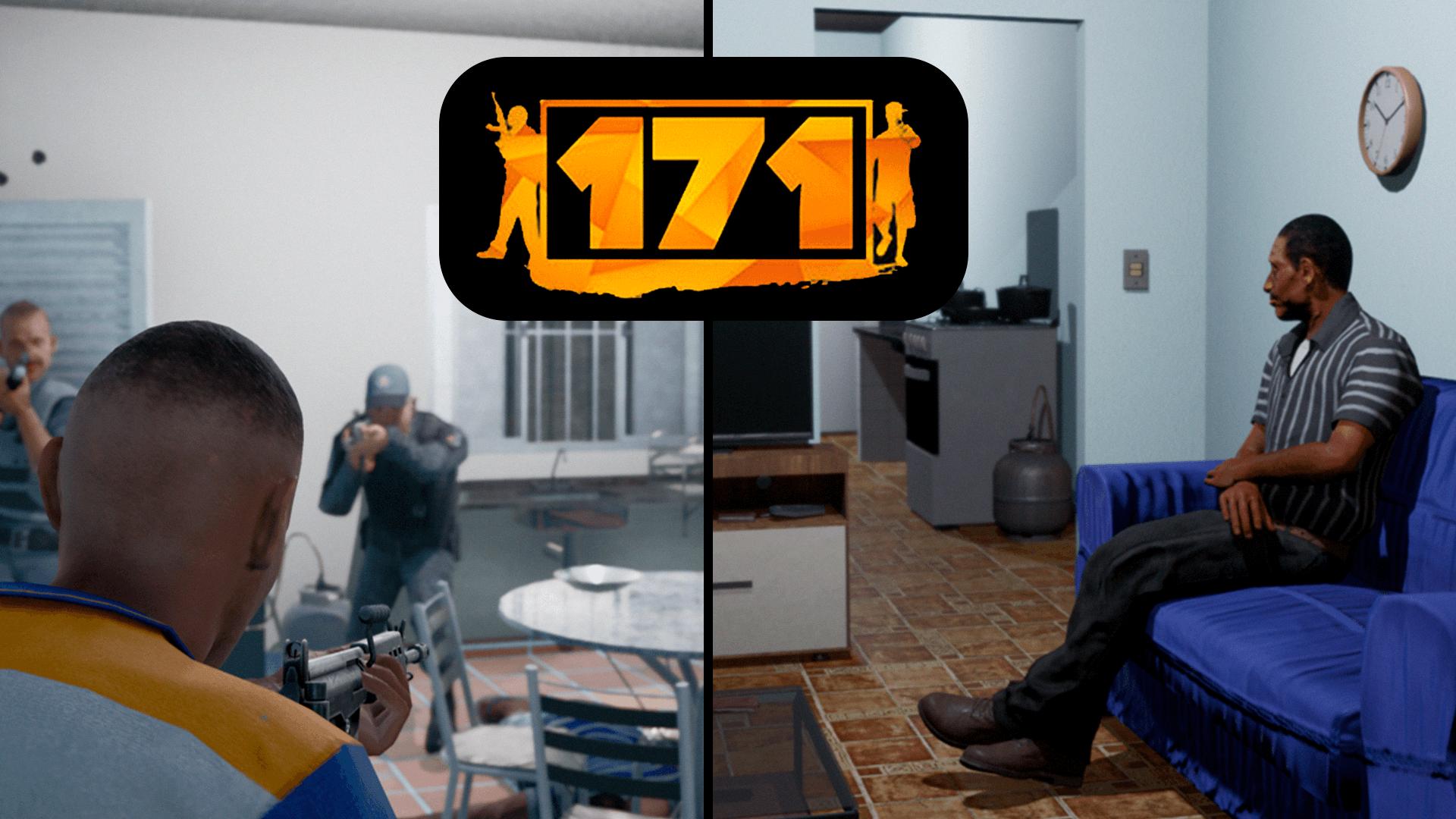 171 é um dos jogos brasileiros mais esperados e agora a produtora brasileira Betagames Group divulgou mais alguns aspetos do game.