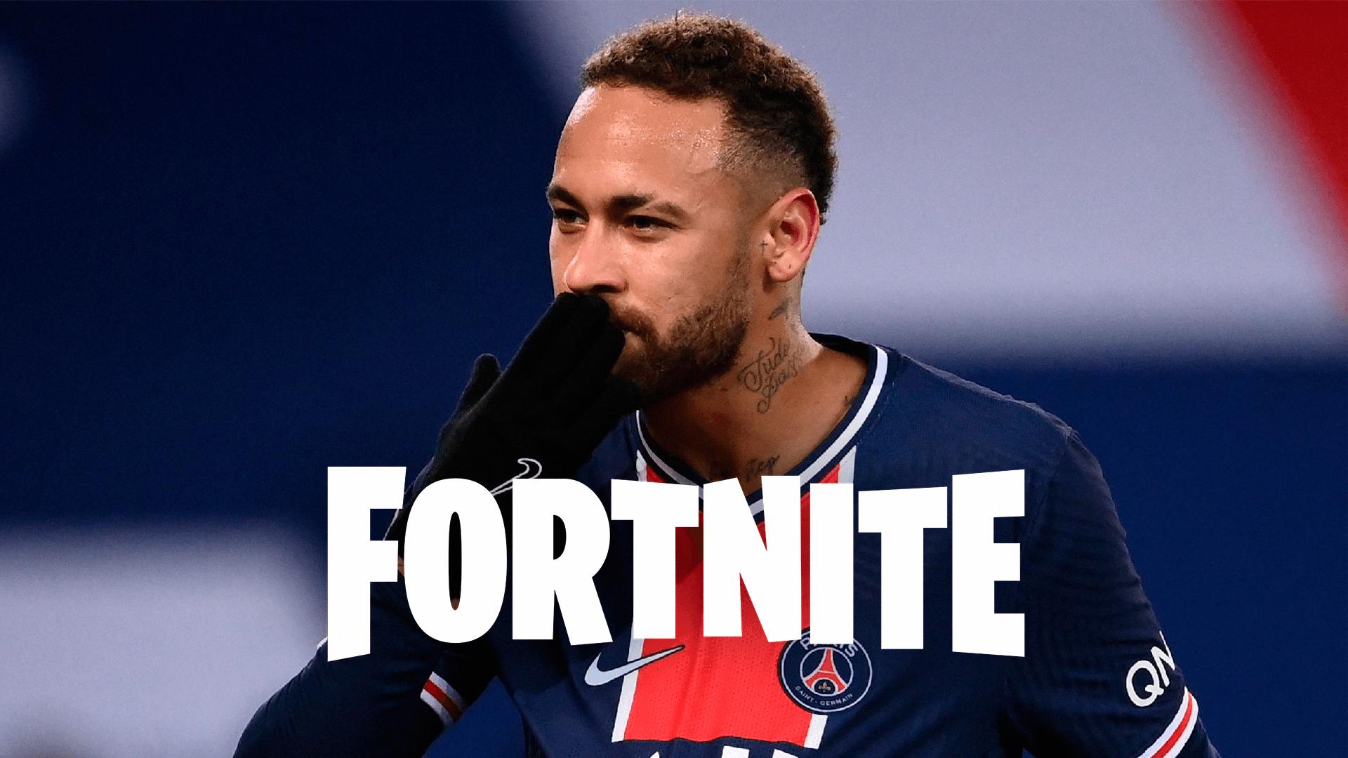 Neymar pode estar chegando na nova temporada do Fortnite Battle Royale pelo menos é isso que indica o perfil oficial do Fortnite Brasileiro.