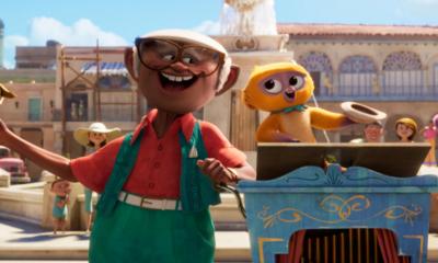 Novo longa-metragem animado da Sony recebe seu primeiro teaser divulgado pela Netflix com o nome de VIVO.