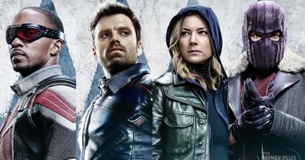 Falcão e o Soldado Invernal pode regressar em uma segunda temporada