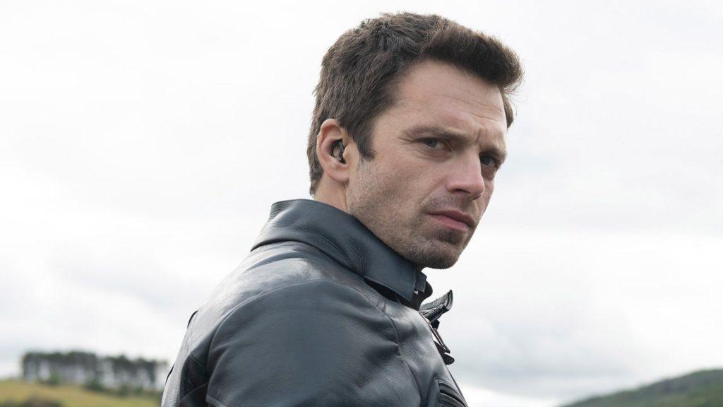 Sebastian como Soldado Invernal