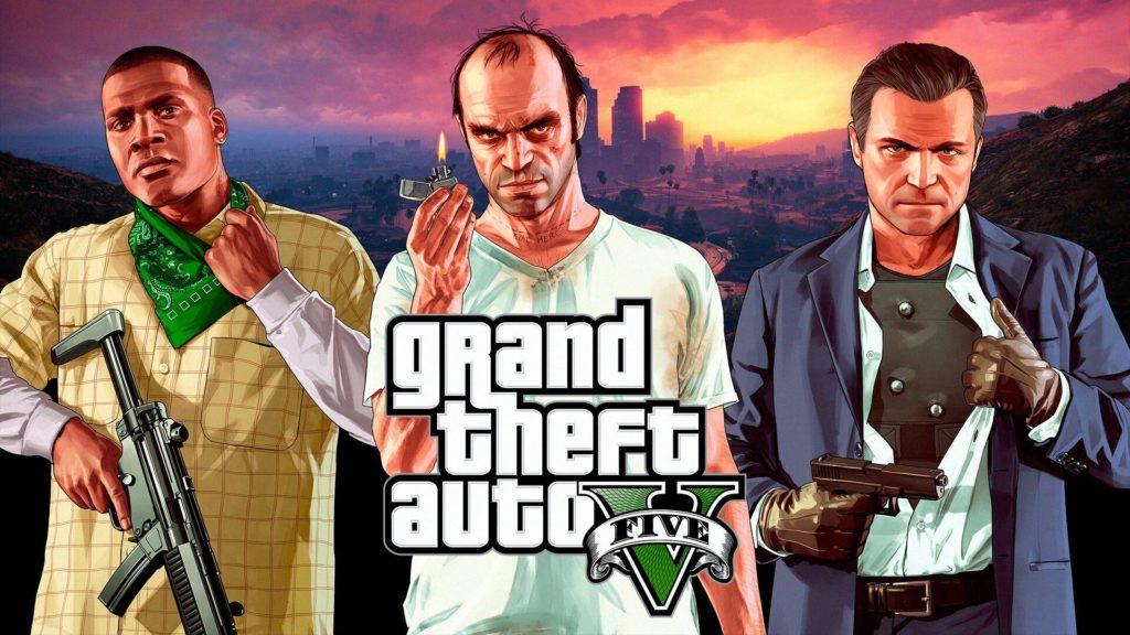 A Rockstar Games está também desenvolvendo GTA 5 para a nova geração.