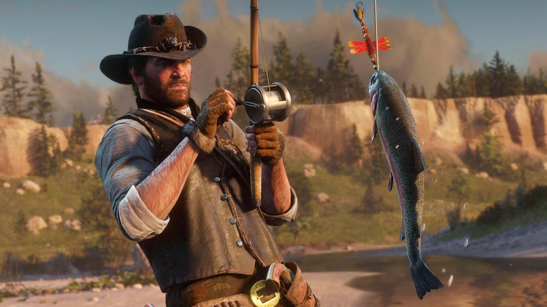 Red Dead Redemption 2 talvez seja um dos jogos mais detalhados, afinal de contas da Rockstar Games fez um trabalho incrível com o seu game.