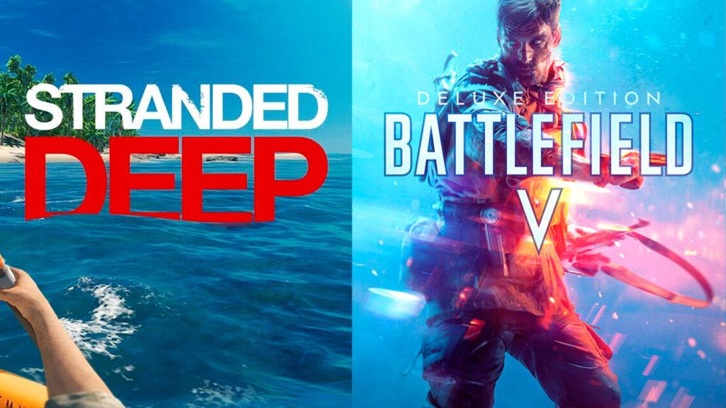 Rumores indicam que Battlefield V e Stranded Deep são os principais jogos na PS Plus de maio de 2021!