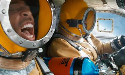 Os fãs da franquia Velozes & Furiosos 9 têm o primeiro vislumbre de como a equipe pode finalmente chegar à fronteira final do espaço.