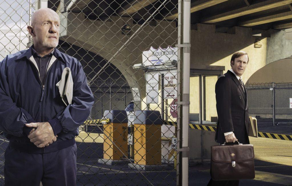 Bob Odenkirk e Jonathan Banks vão retornar em Better Call Saul 6.