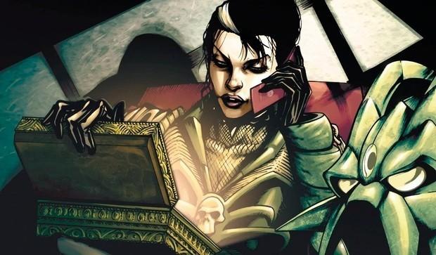 Madame Hydra nos quadrinhos da Marvel.