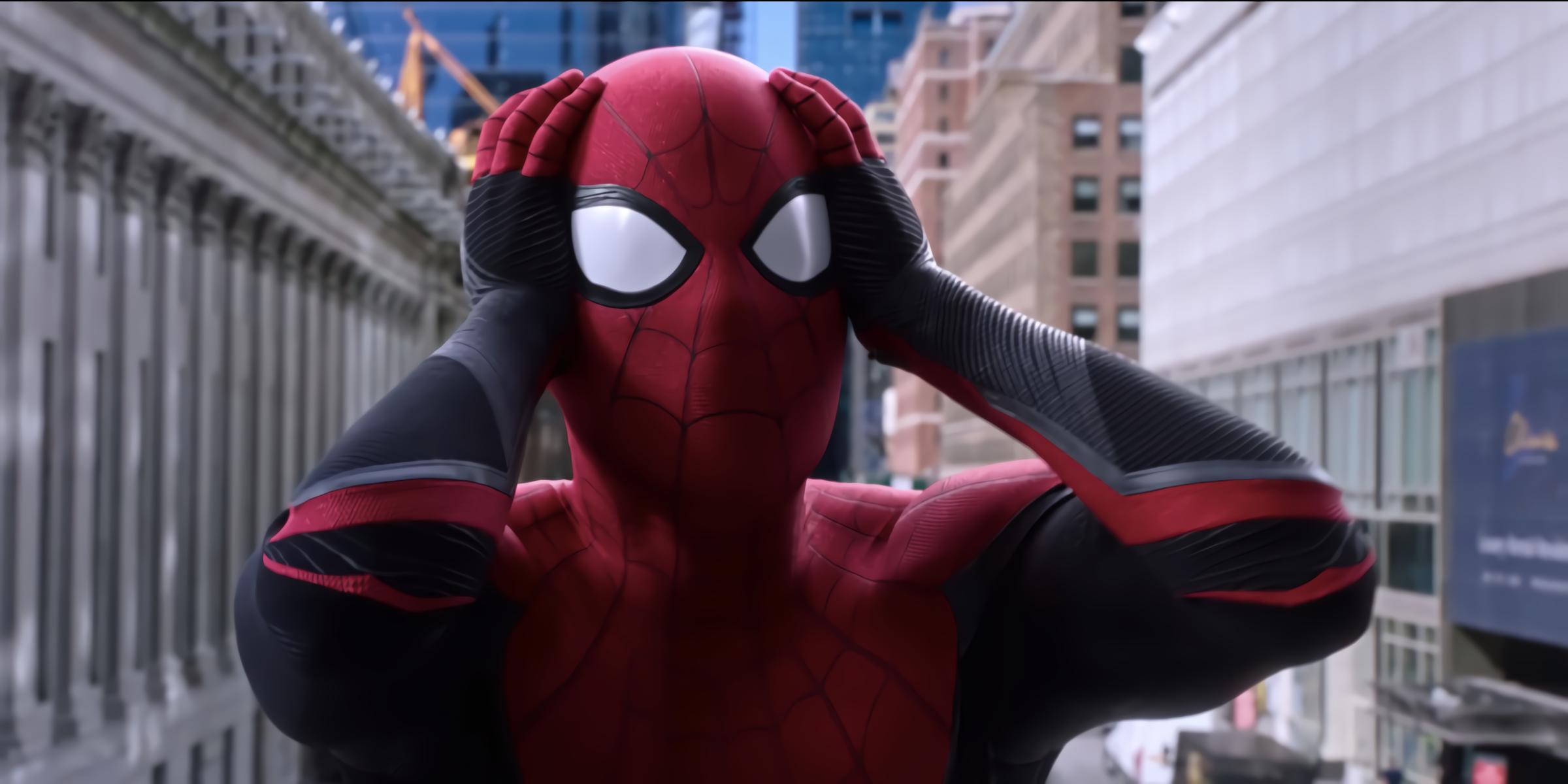 Spider-Man Far from Home Cena Pós-Créditos