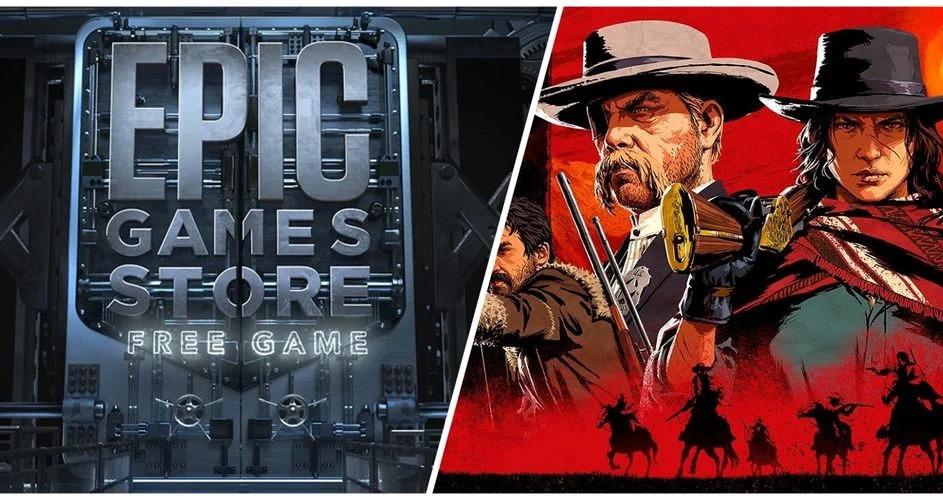 Red Dead Redemption 2 pode ser oferecido na Epic Games Store?