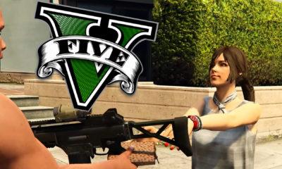 Apesar de não ser recente, GTA 5 é um dos jogos mais jogados, no entanto, os fãs ainda estão descobrindo diversos bugs e glitches engraçados.
