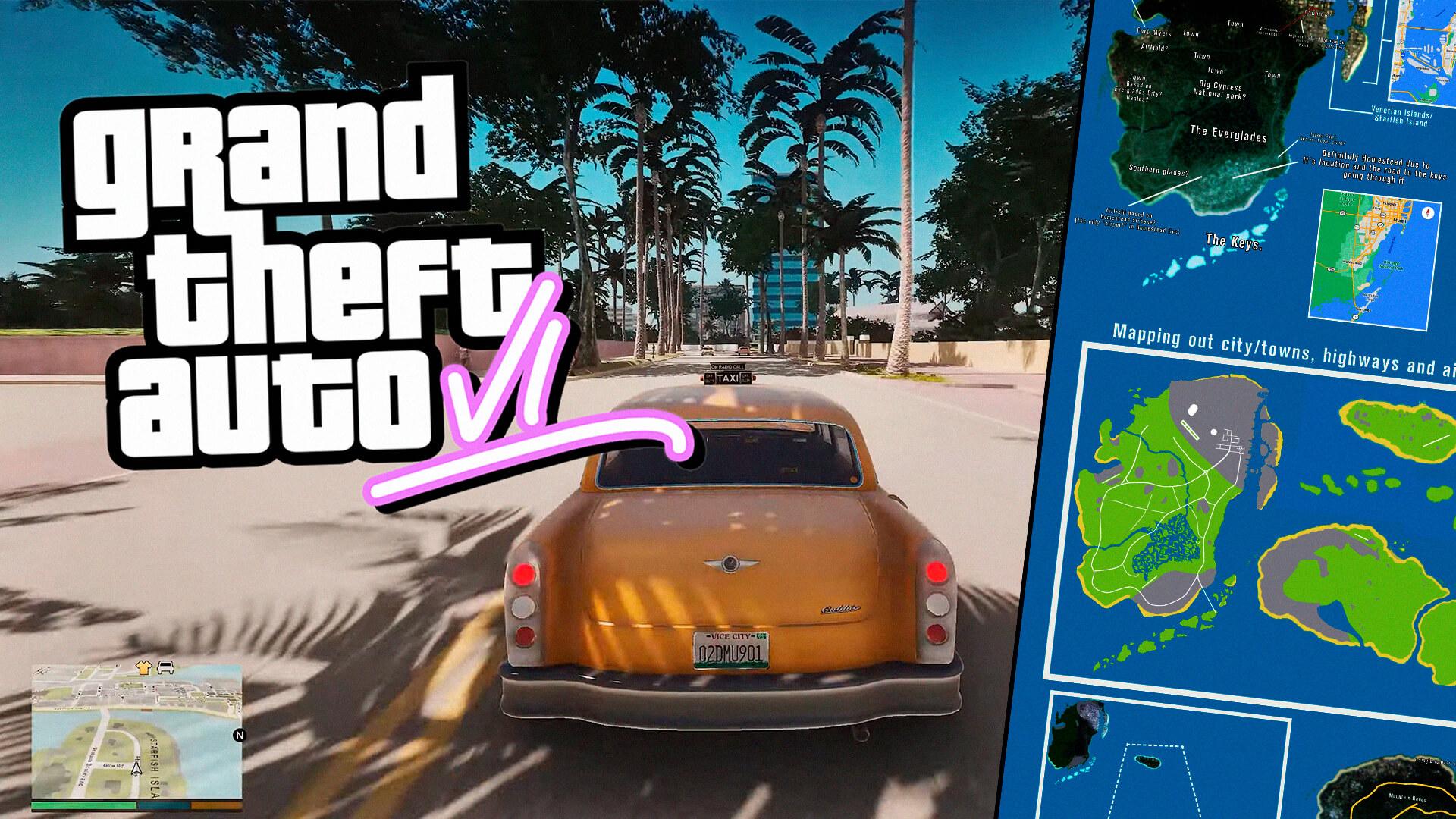 Um suposto mapa de GTA 6 vem deixando os fãs da Rockstar Games confusos, agora o leaker que vazou as imagens decidiu comentar o tema.