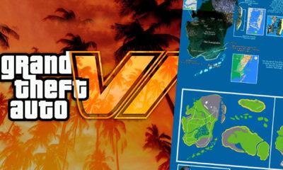 GTA 6 (Grand Theft Auto VI) é quase um mito urbano, no entanto, um possível mapa tem ganhando destaque na comunidade de leakers e fãs.