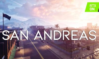 GTA San Andreas foi lançado em 2004, no entanto, este é um dos jogos da franquia Grand Theft Auto mais acarinhado pelo público.