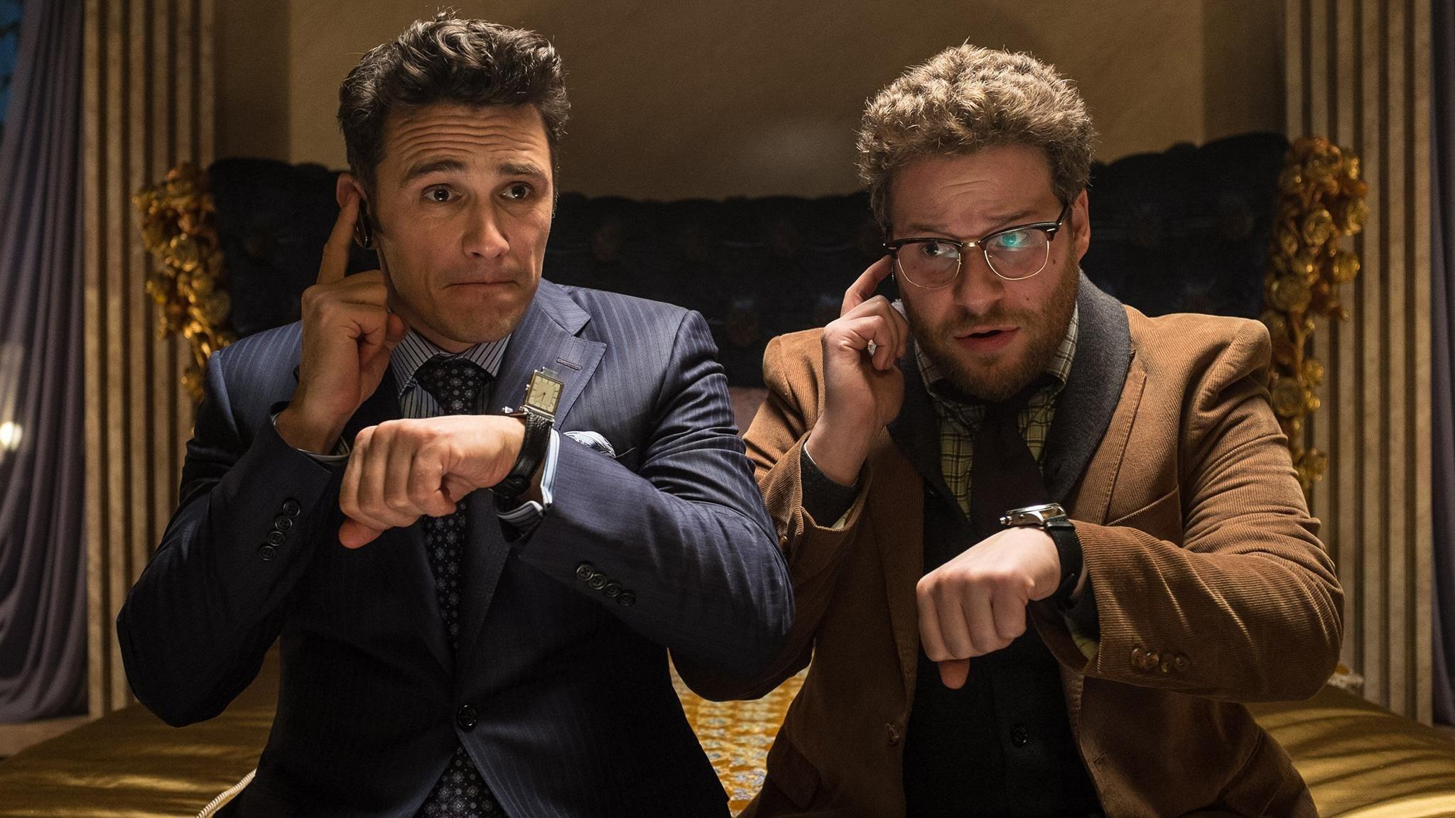 Seth Rogen disse recentemente que não tem planos de trabalhar com James Franco, depois deste ter sido acusado de assédio sexual.
