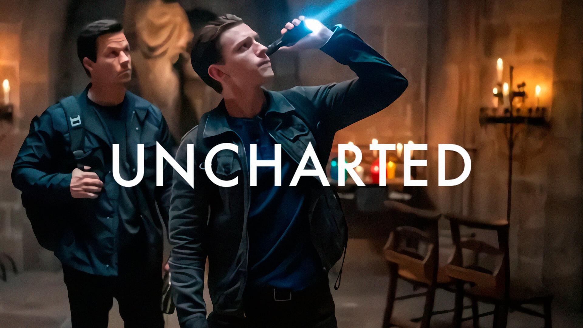 A Sony decidiu revelar um pequeno teaser de dois segundos de Uncharted: O Filme, mostrando uma cena com Tom Holland.
