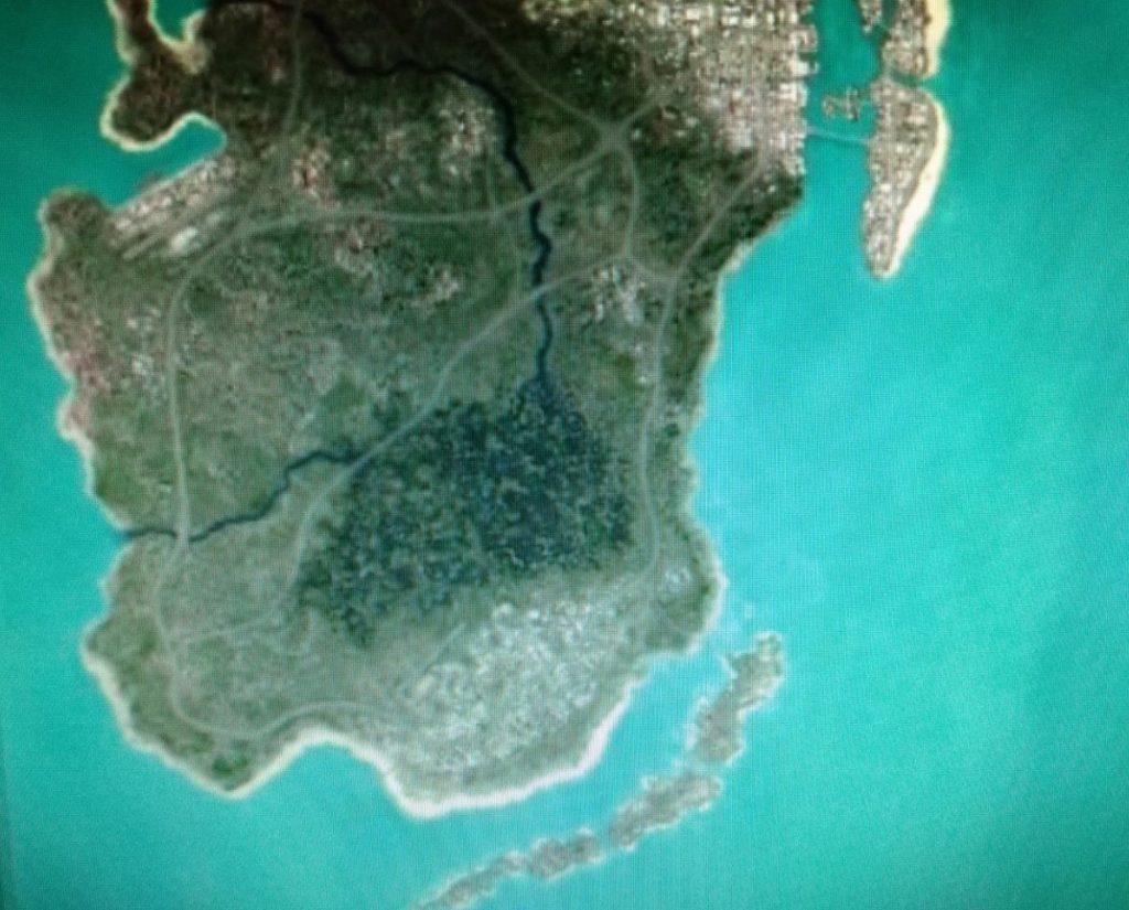 GTA 6   Mapa vazado em 2020 ganha mais uma imagem 1