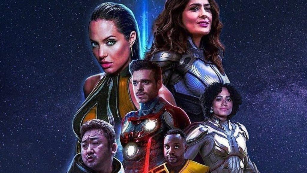 Os Eternos | Trailer mostra uma ameaça maior que Thanos 1