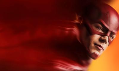 The Flash | Jordan Fisher é visto em set com o traje de Impulso