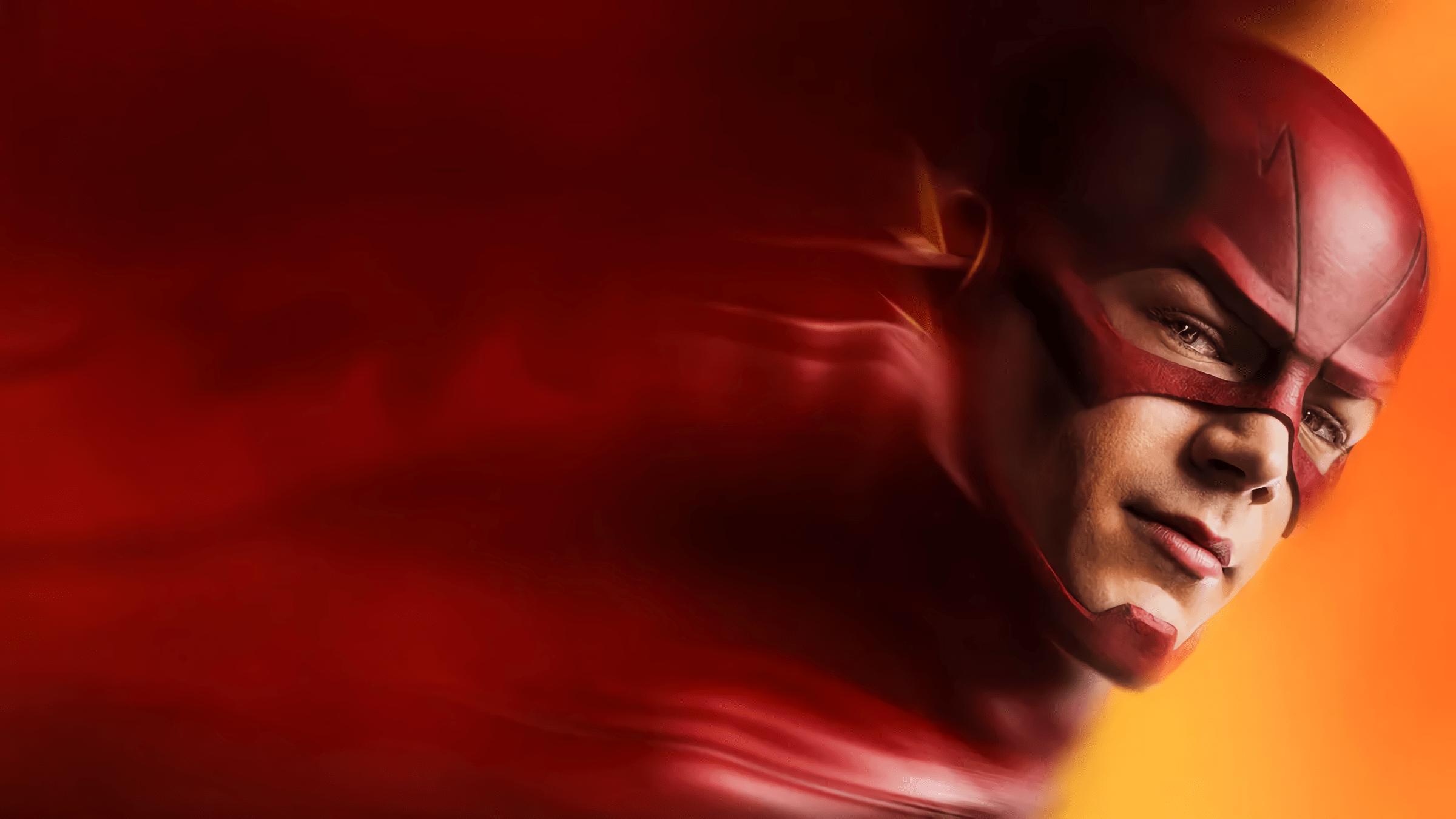 The Flash   Jordan Fisher é visto em set com o traje de Impulso