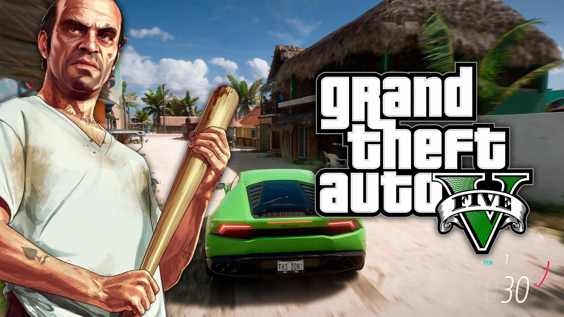 GTA 5 é um jogo bastante diferente de Forza Horizon 5, mas mesmo assim, tem algumas semelhanças com o título da Rockstar Games.