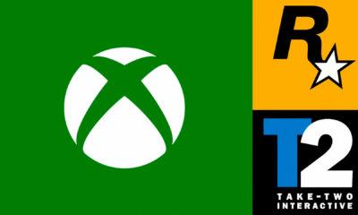 A Microsoft está supostamente perto de finalizar um grande acordo com a Take Two, empresa dona da Rockstar Games e da 2K Games.