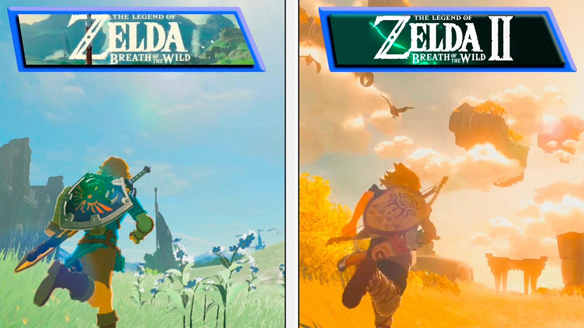 The Legend of Zelda: Breath of the Wild 2 acabou de ser anunciado na conferencia da Nintendo na E3 2021 com um trailer de gameplay.