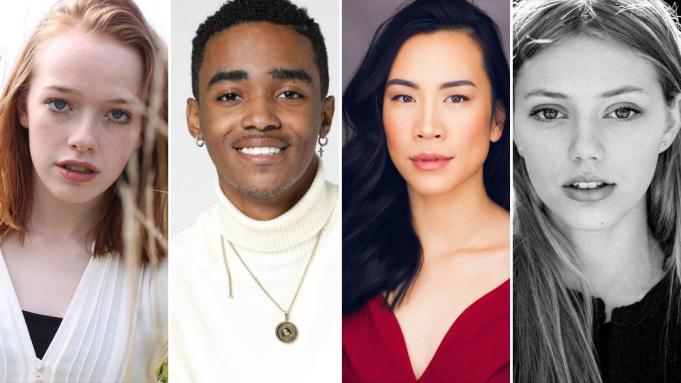 Os novos atores de Stanger Things 4.