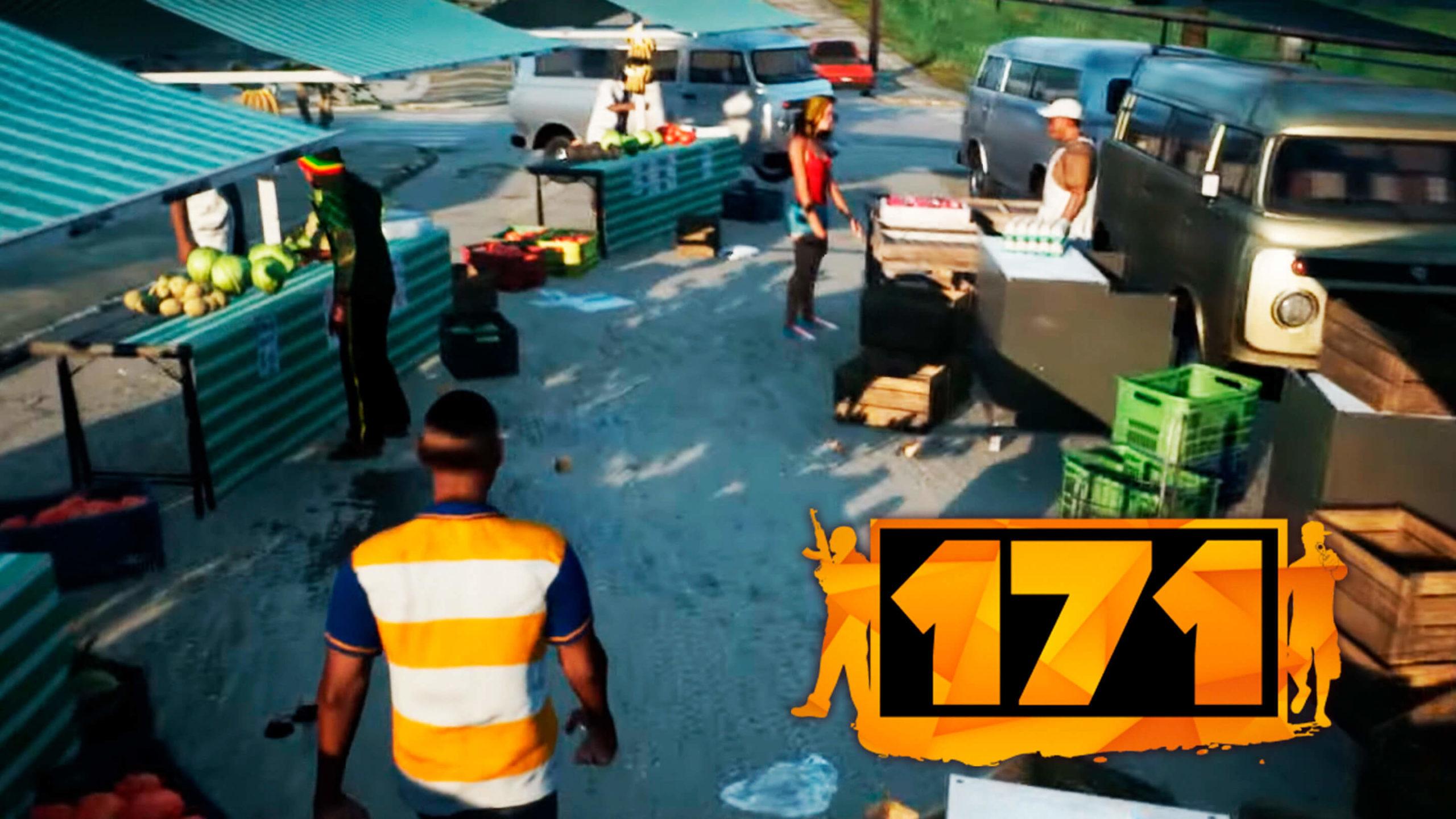 """A BetaGames Group divulgou recentemente mais algumas novidades do seu jogo que vem sendo conhecido como """"GTA Brasileiro"""", o 171."""
