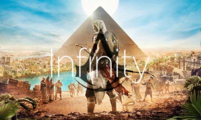Essa ambiciosa criação vai levar o nome de Assassin's Creed: Infinity e será um jogo sem fim, por outras palavras será um serviço que vai unificar todos os futuros jogos da franquia.