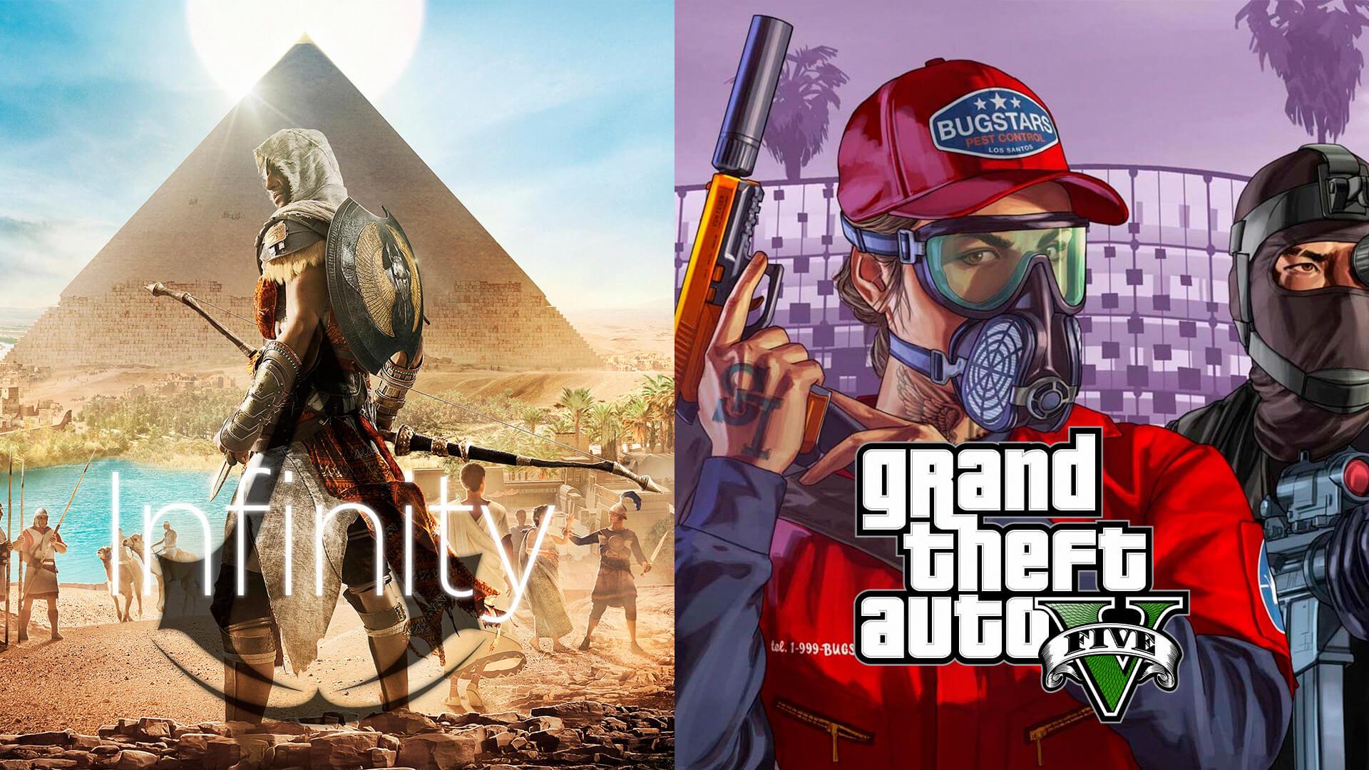 Com Assassin's Creed Infinity, a Ubisoft pretende criar uma plataforma online massiva que evolui com o tempo, bastante similar ao GTA Online.