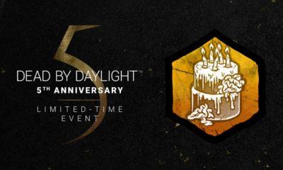 Confira os códigos de resgate da loja do Dead By Daylight, que consiste em novas skins e amuletos do 5° aniversário do game.