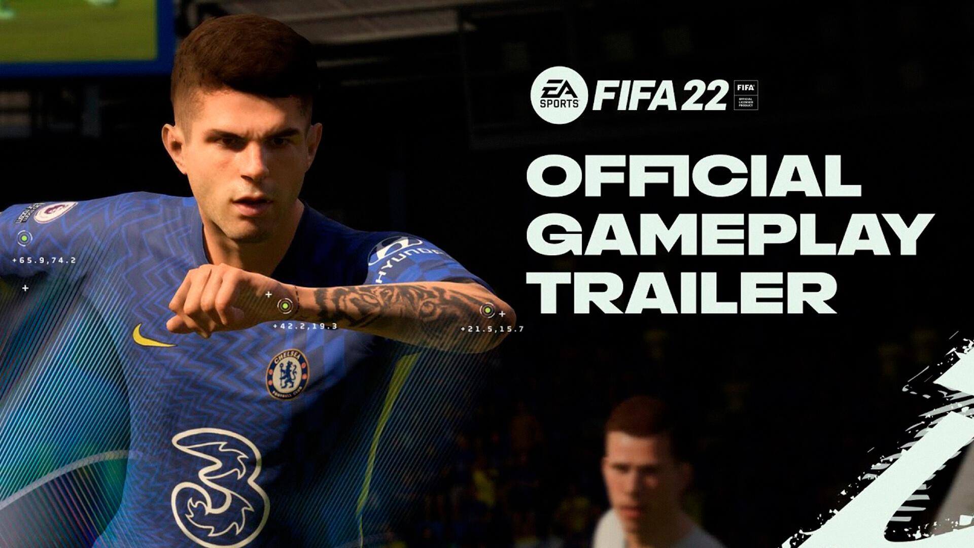 A EA Sports já anunciou as principais novidades do gameplay de FIFA 22 para as plataformas da nova geração durante o último EA Play.