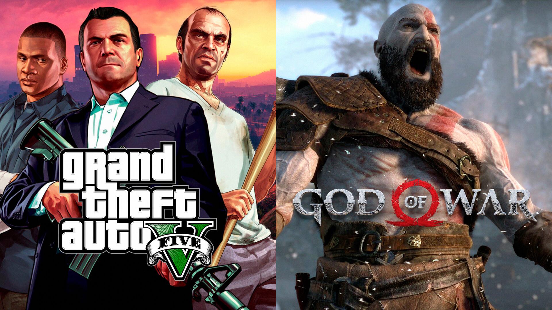O leaker afirma que no próximo evento da Sony vamos ter novidades de God Of War Ragnarok, GTA 5 da nova geração e Horizon Forbidden West.