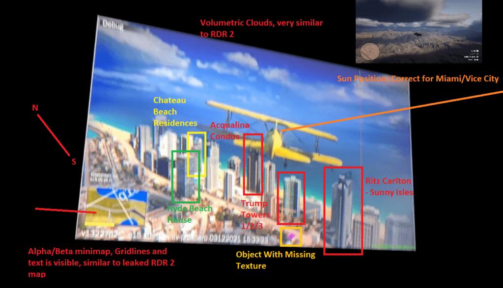 Analise à suposta imagem de Grand Theft Auto 6.